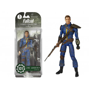 Funko Legacy Action: Fallout Lone Wanderer Action Figure