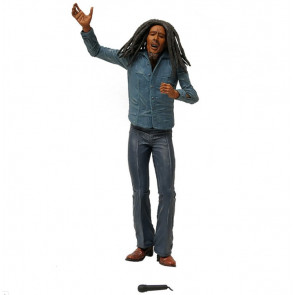 Bob Marley Music Legends PVC Action Figure Collectible Model Toy 18cm