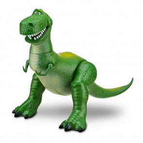 Toy Story Rex Deluxe Talking Action Figure