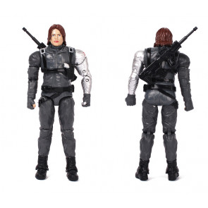 34cm Collectible Winter Solider Action Figure