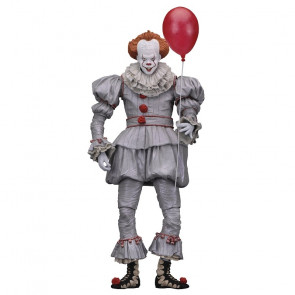 """NECA 7"""" Scale Action Figure Ultimate Pennywise (2017)"""