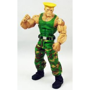 Guile Street Fighter NECA Action Figure