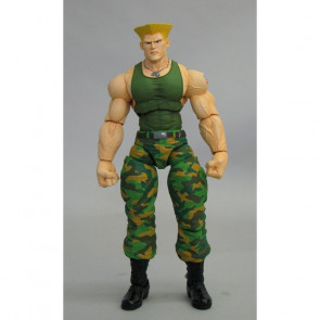 Street Fighter IV NECA Series 2 Player Select Action Figure Guile